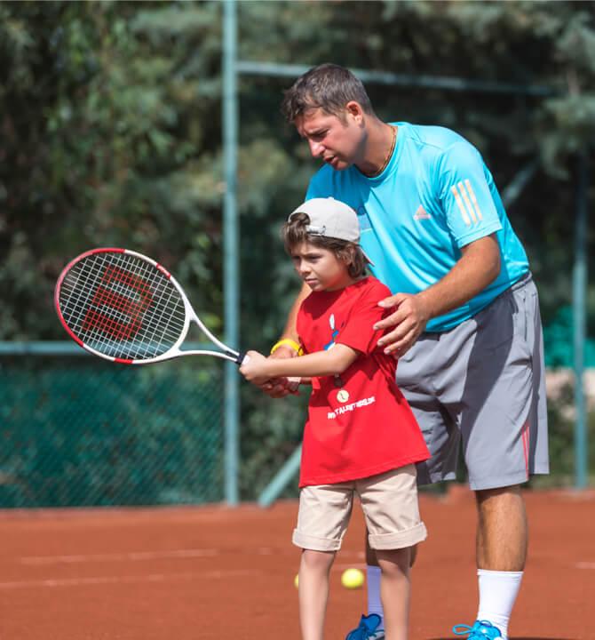 PCT Tennisschule