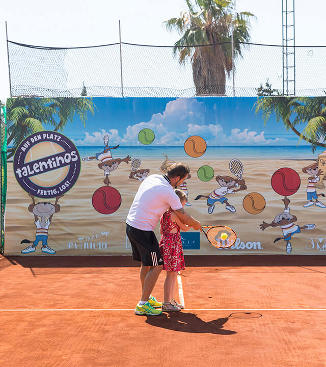 Ali Bey Resort PCT Tennis School-1