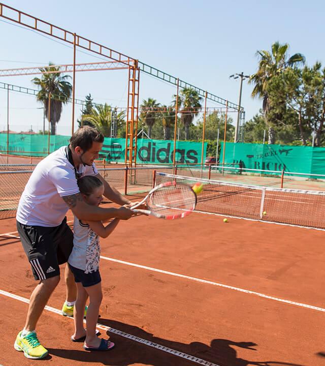 Alibey Park Manavgat PCT Tennis School-2