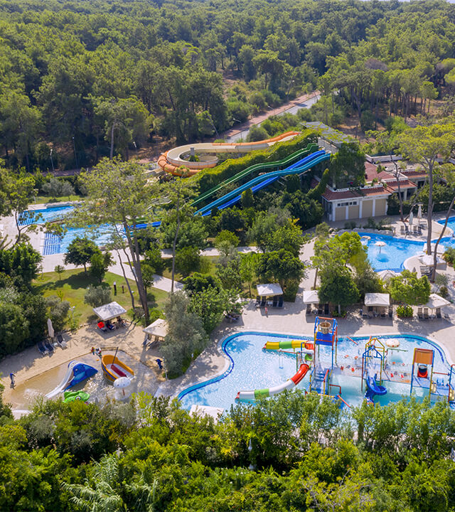 Alibey Hotels Resort Aquapark Waterpark-4