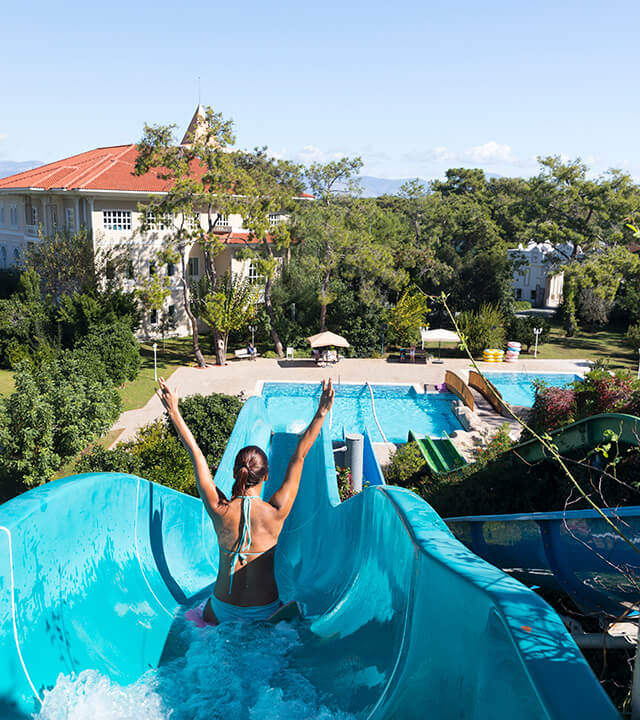 Ali Bey Hotels Resorts aquapark12