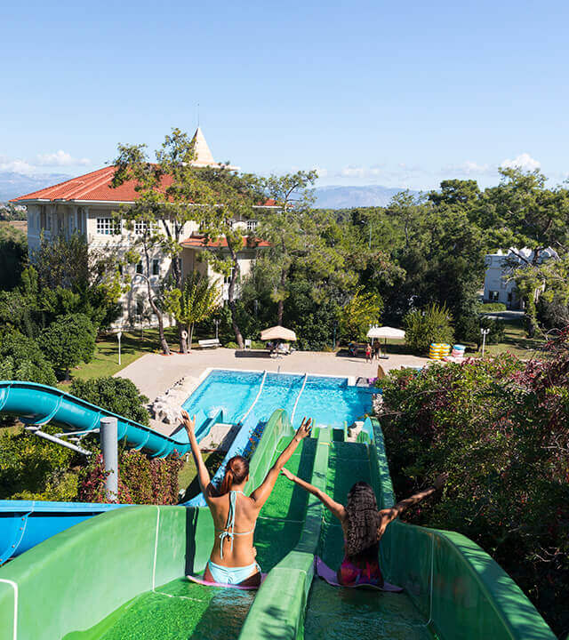 Alibey Hotels Resort Aquapark Waterpark-21