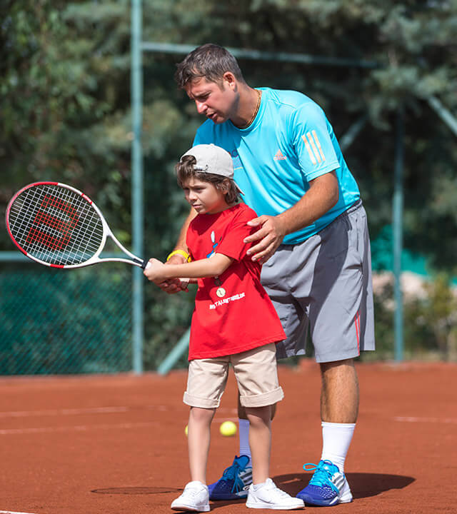 Ali Bey Resort PCT Tennis School
