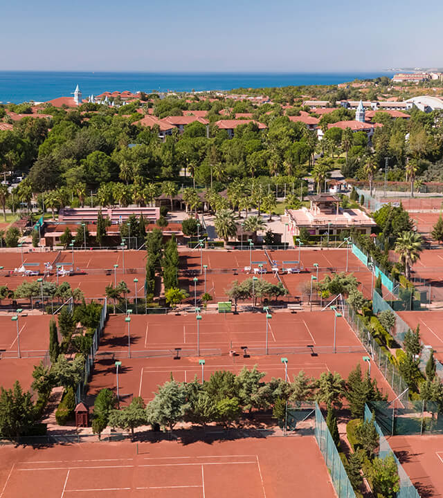 Ali Bey Club Manavgat Tennis Courts-8