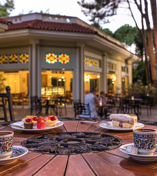 Alibey Resort Sorgun Nazende Patisserie & Café-3