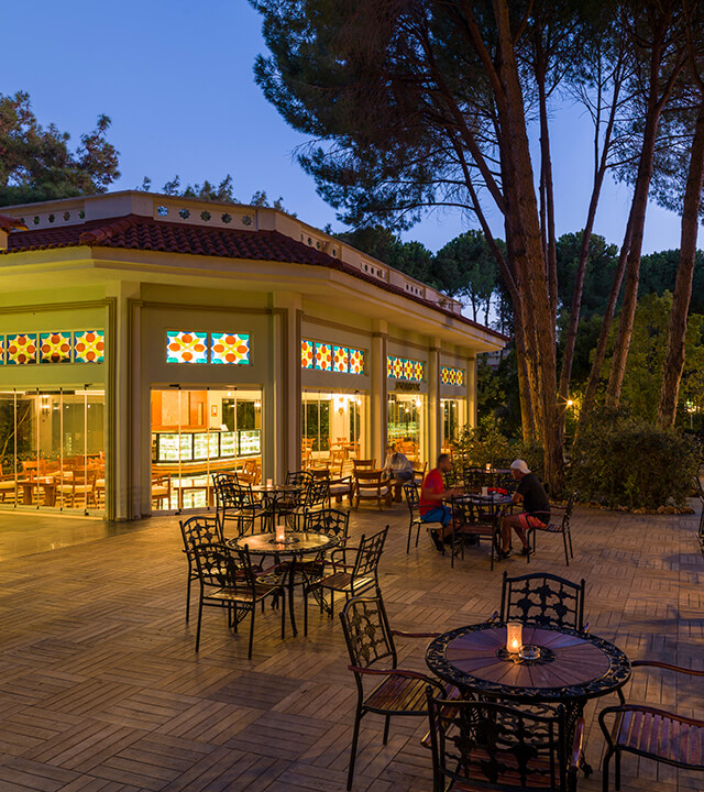 Alibey Resort Sorgun Nazende Patisserie & Café-4