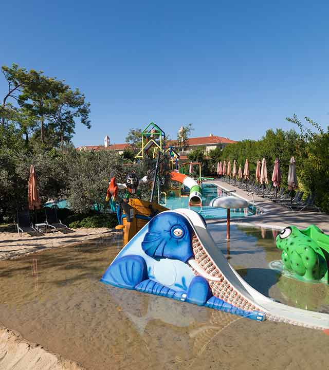Ali Bey Resort Sorgun Waterpark Pools-2