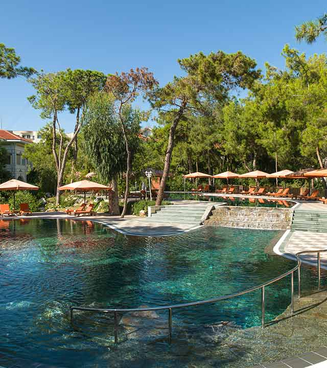 Ali Bey Resort Sorgun Waterpark Pools-4