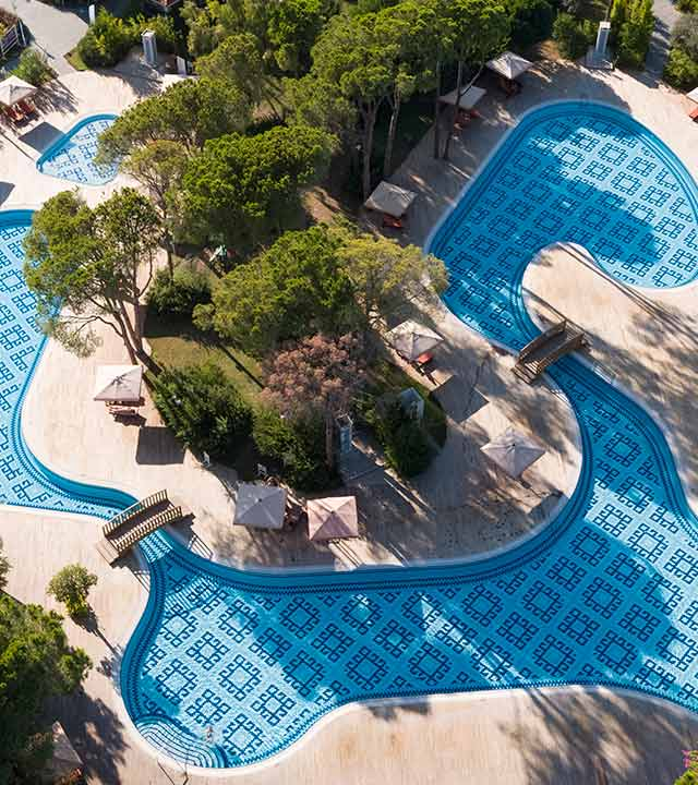 Ali Bey Resort Sorgun Waterpark Pools-5