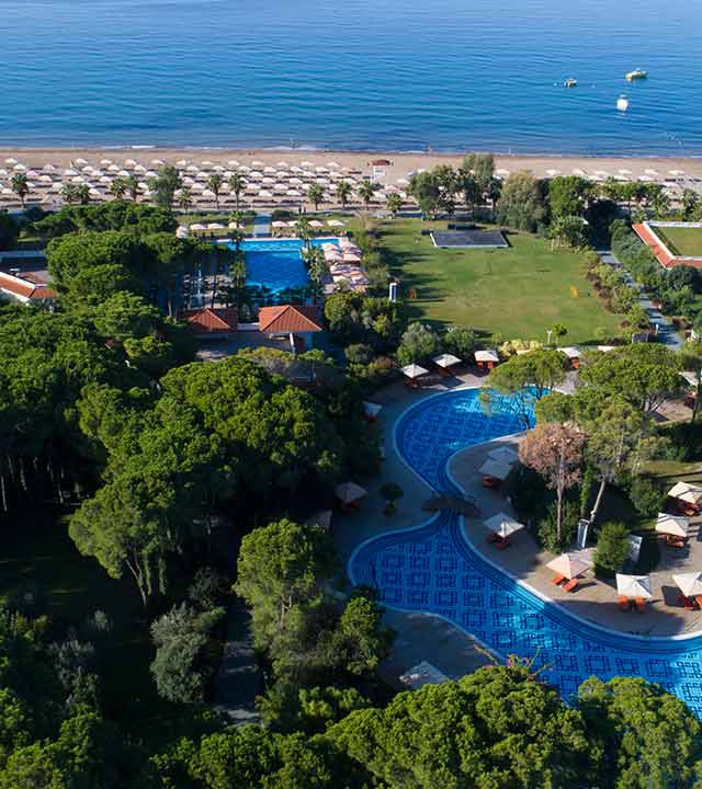 Ali Bey Resort Sorgun Waterpark Pools-6
