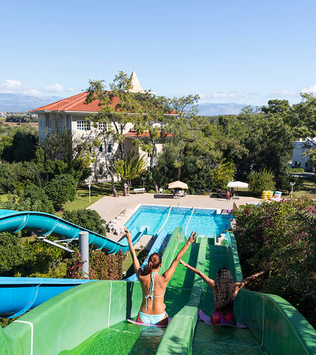 Alibey Resort Sorgun Водные горки- 3