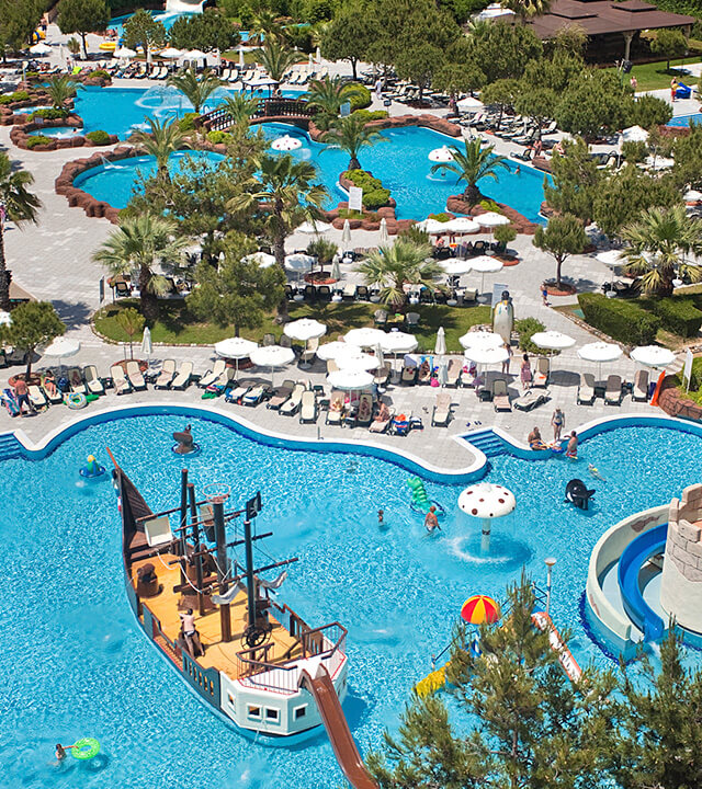 Ali Bey Hotels Resorts aquapark9