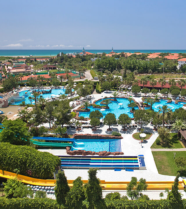 Ali Bey Hotels Resorts aquapark7