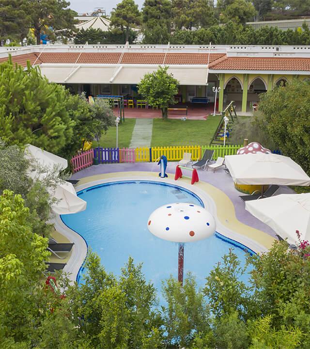 Alibey Hotels Resort Çocuk Kulubü -1