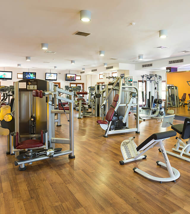 Ali Bey Hotel And Resort Fitness First -53