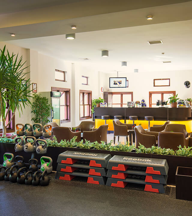 Ali Bey Hotel And Resort Fitness First -54