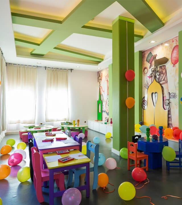 Alibey Hotels Resort Çocuk Kulubü -2