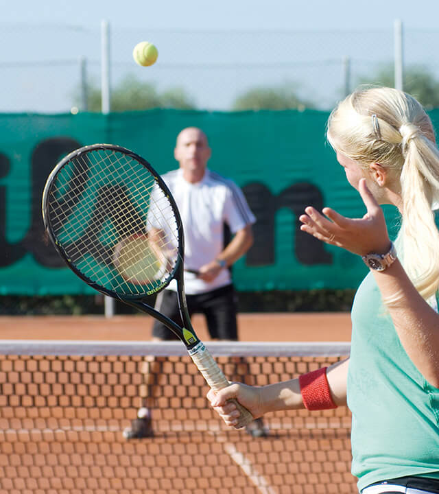 Ali Bey Club Manavgat Tennis Courts-7