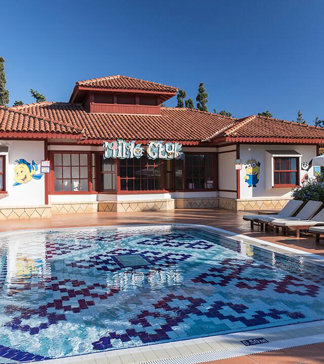 Alibey Resort Sorgun Бассейны-2