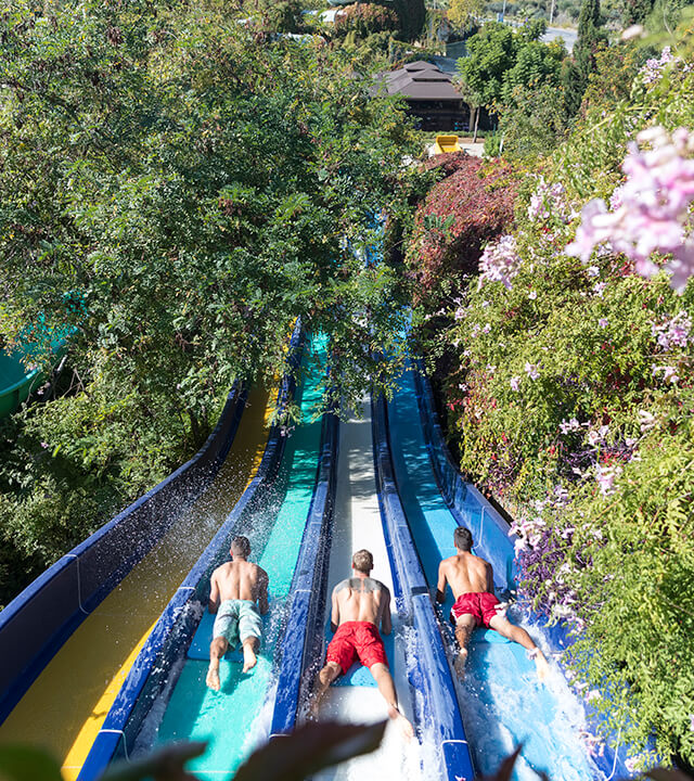 Ali Bey Park Manavgat Aquapark Slides