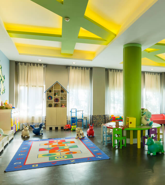 Alibey Hotels Resort Çocuk Kulubü -3