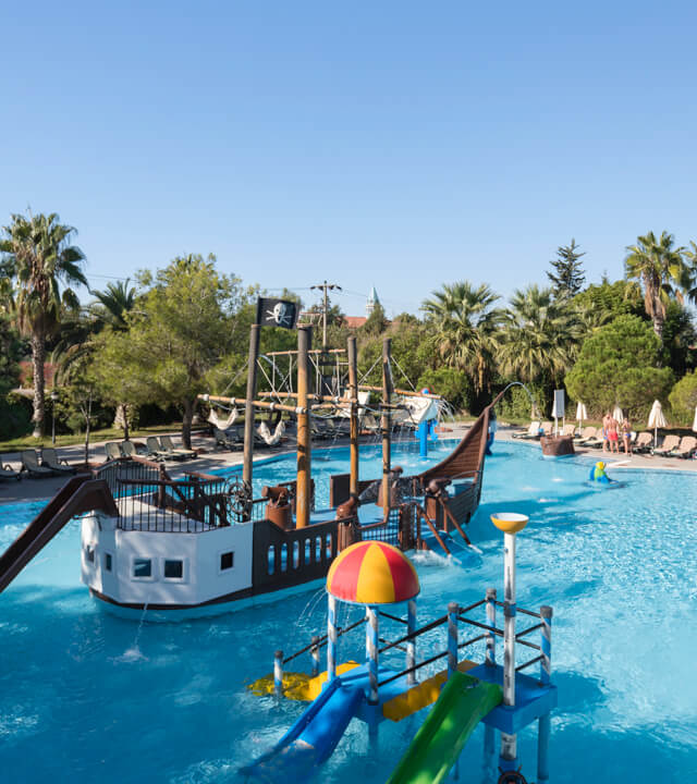 Ali Bey Hotel And Resort Aquapark-7