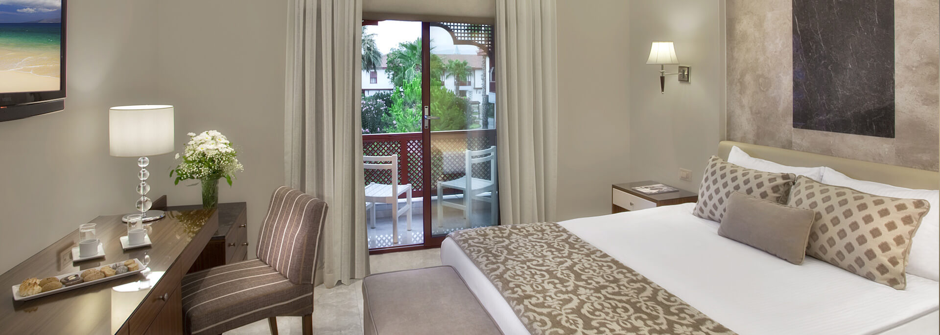 Rooms - Ali Bey Park Manavgat - Side, Antalya, Turkey