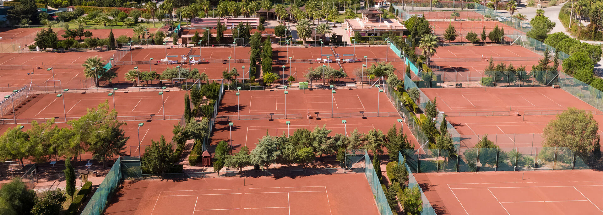 Tennis - Ali Bey Club Manavgat - Side, Antalya, Turkey