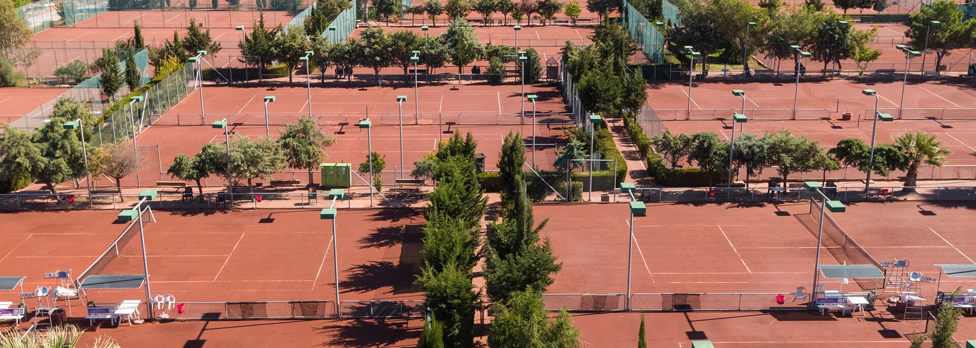 Tennis - Ali Bey Park Manavgat - Side, Antalya, Türkei