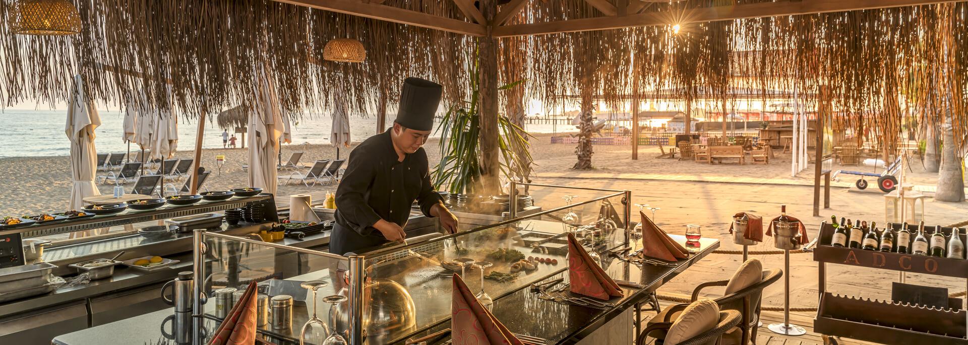 Restaurants und Bars - Ali Bey Resort Sorgun - Side, Antalya, Türkei
