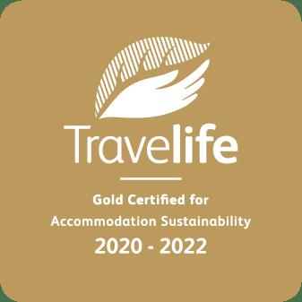 2021 Travelife Gold Awards