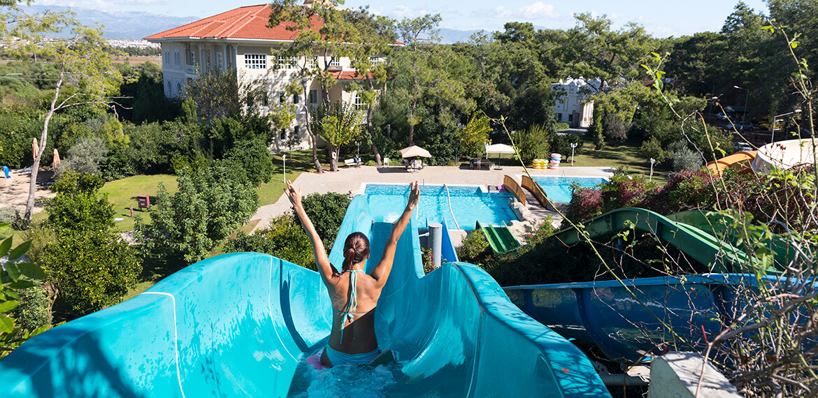 Alibey Resort Sorgun Aquapark