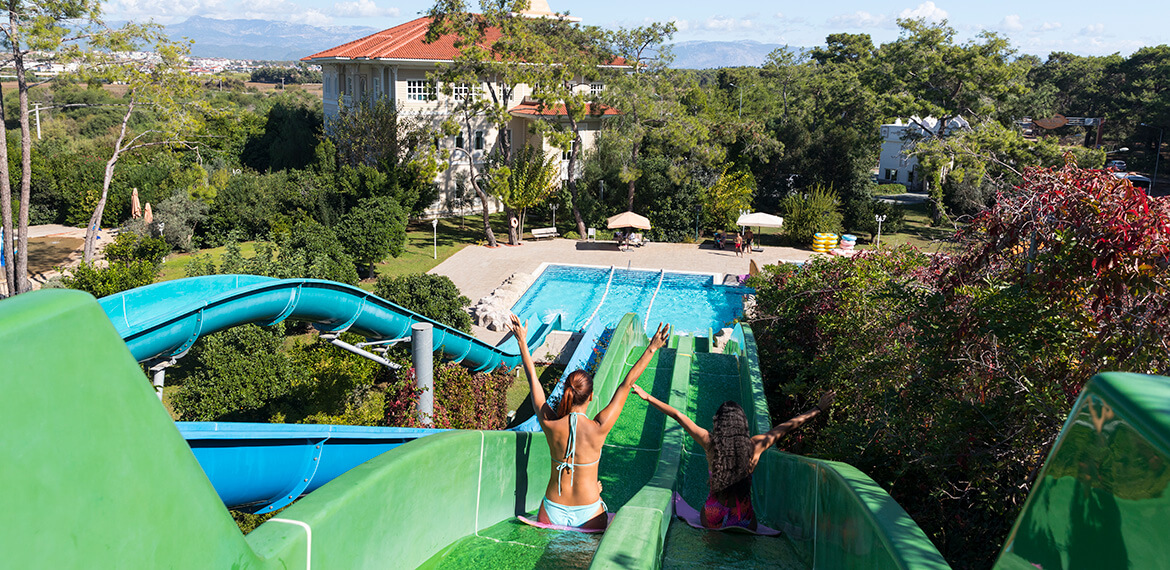 Alibey Resort Sorgun Waterpark-4