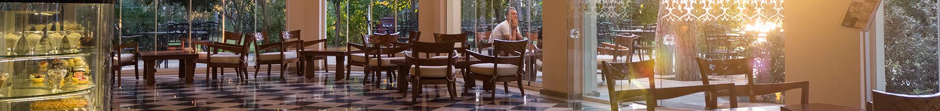 Ali Bey Resort Sorgun - Nazende Patisserie & Café