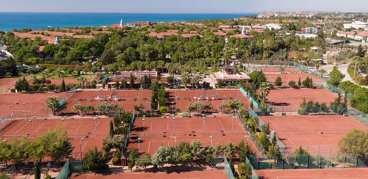 Ali Bey Club Manavgat Tennis Courts