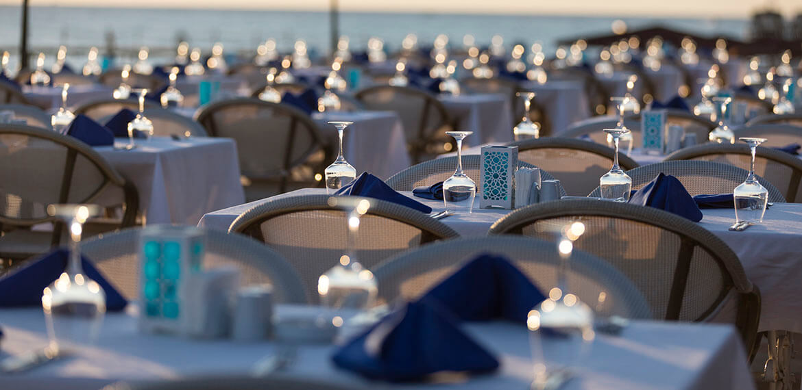 Ali Bey Club Beach Restaurant