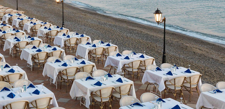 Пляжный ресторан -2