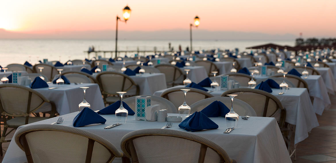 Ali Bey Club Beach Restaurant 2