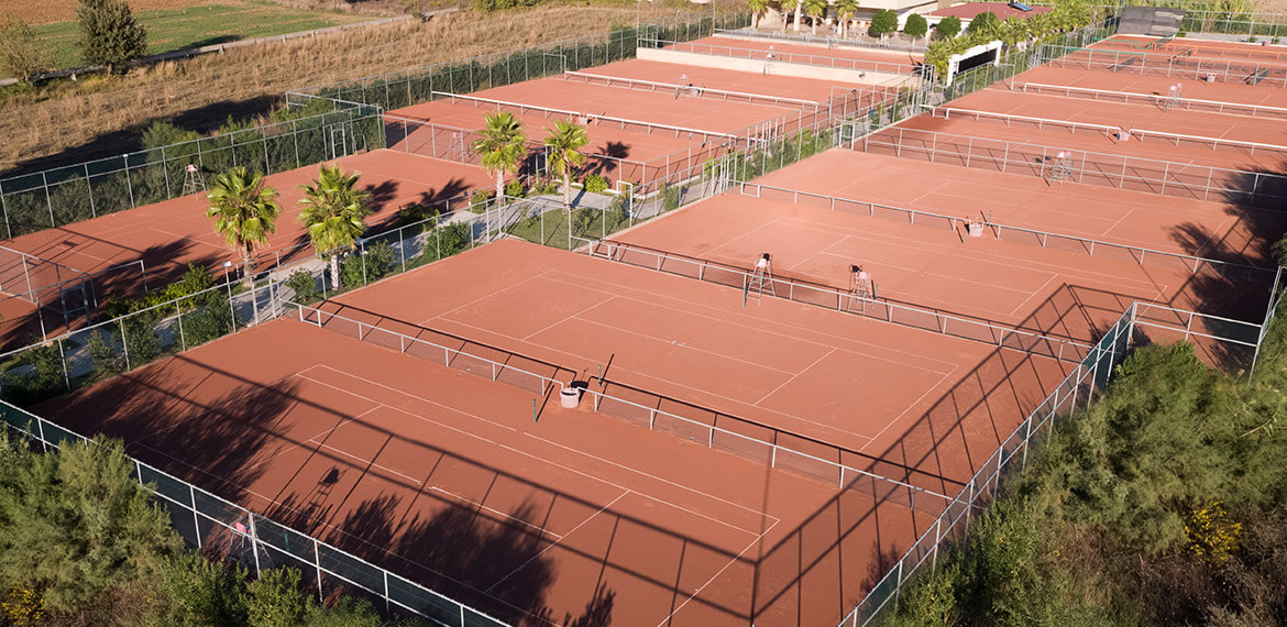 Alibey Resort Tenis Kortları