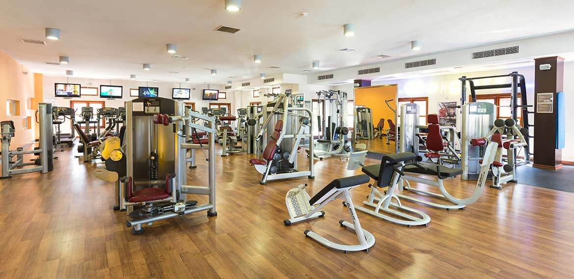 Ali Bey Club Manavgat Fitness First-3