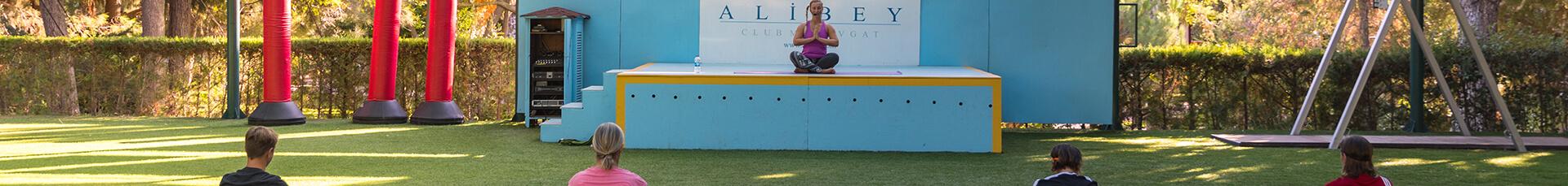 Ali Bey Park Manavgat - Fitness First İle Zinde Kalın-ru