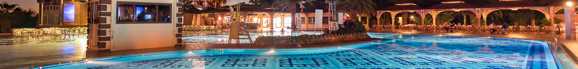 Ali Bey Park Manavgat - Pools