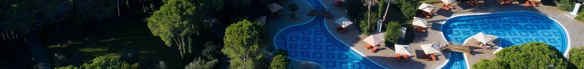 Ali Bey Resort Sorgun - Havuzlar
