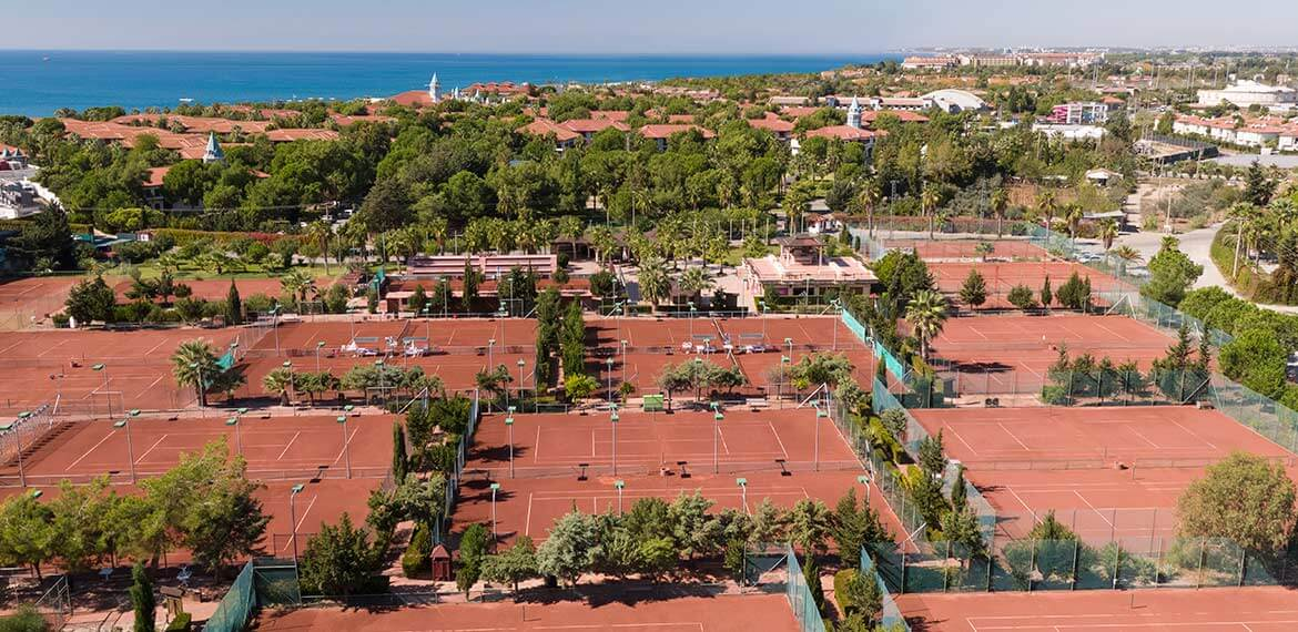 Ali Bey Club Manavgat PCT Tennis School-2