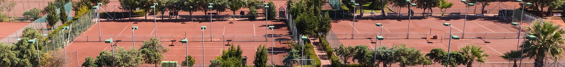Ali Bey Park Manavgat - Tenis Kortları