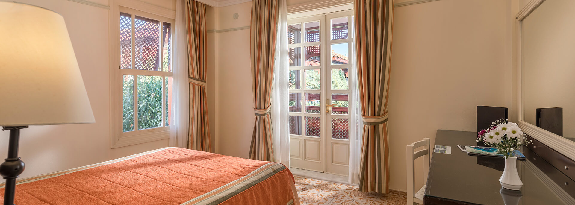 Ali Bey Park Manavgat - Family Rooms