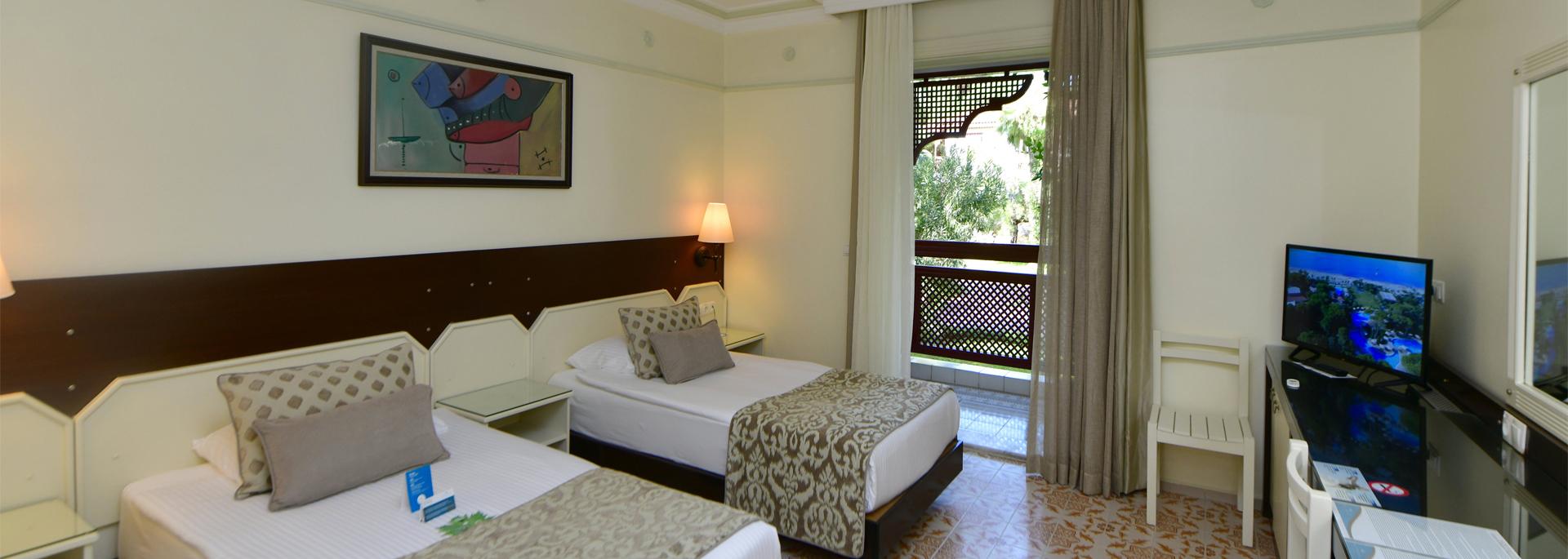 Ali Bey Park Manavgat - Standard Rooms